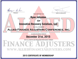 innovative recovery solutions llc